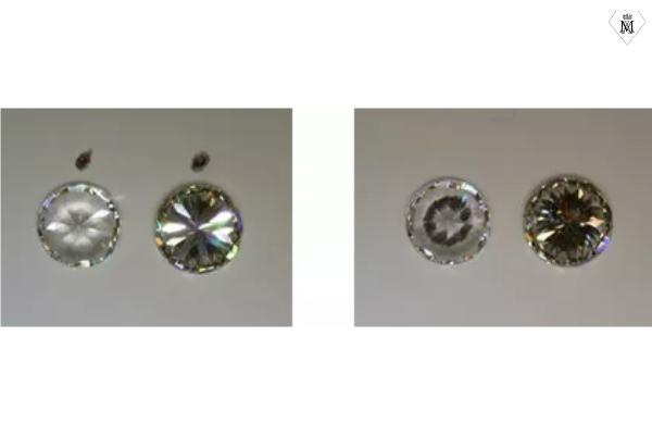 Test du point pour reconnaître une vrai diamant - Atelier MÄHLER