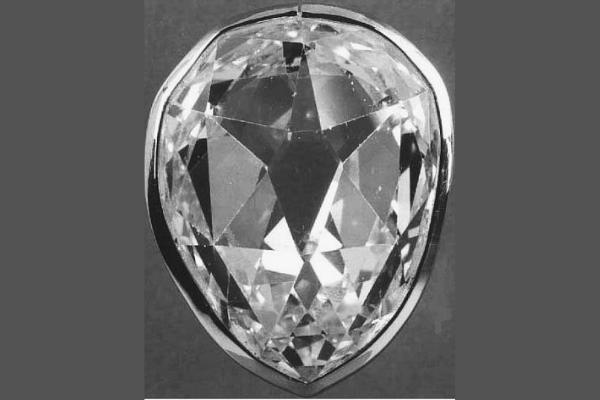Diamant SANCY - diamants les plus chers au monde