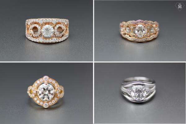 Les différentes tailles du diamant - Atelier MÄHLER