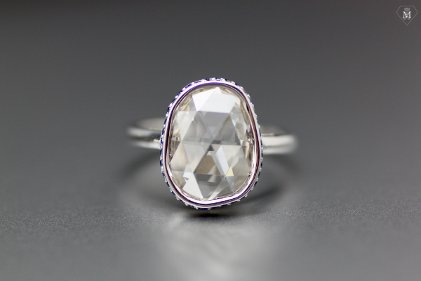 Diamant taille rose - Atelier MÄHLER